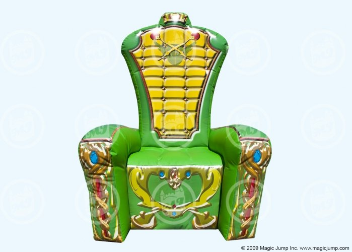 Green Throne