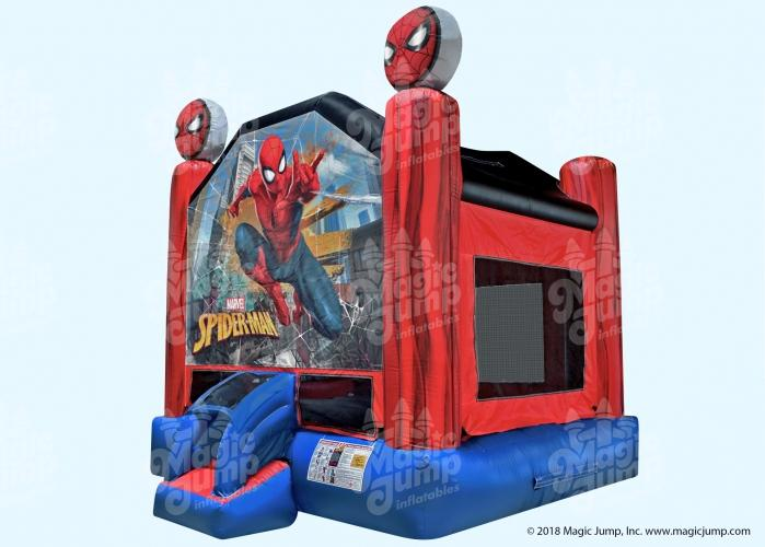 Spider-Man Bounce House 13
