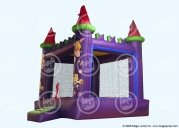 Custom Princess Castle