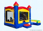 5in1 Inflatable Castle Combo