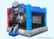 STAR WARS Bounce House 15