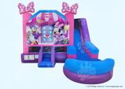 Minnie Mouse 6 in 1 Combo Wet or Dry