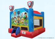 PAW Patrol Bounce House 15