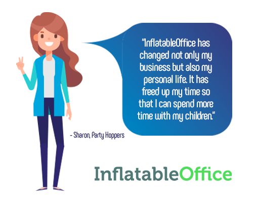 Inflatable Office Review